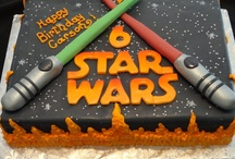 Geek Week Cake Ideas