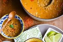 Soups and Stews / Delicious and hearty soups, stews an chili.