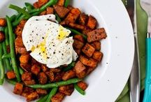 Breakfast and Brunch / Whether you like savory or sweet breakfast/brunch, this board has the recipes.