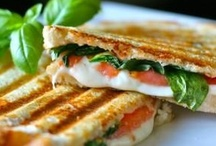 Paninis and Grilled Cheese