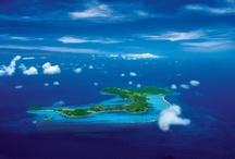 Beautés caribéennes / On pourrait vous parler des heures des camaïeux de couleurs que vous rencontrerez aux Caraïbes... Véritable voyage des sens, ces terres de toute beauté sont une ôde à la détente et au dépaysement. Un seul conseil : faites vos valises !