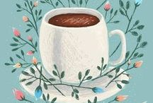 Coffee cup crafts