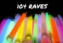 104 RAVES / A teenage girl's journey through rave culture in the '90s. (This is the Pinterest PG-13 version, for the R version head over to: http://104raves.tumblr.com