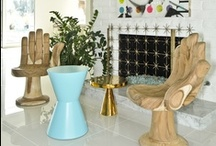 Hand Chair, a Design Classic