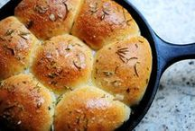 Breads / Recipes to make bread, buns, muffins, flat breads.