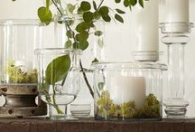 Interior Table Scapes Styling