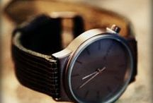 Vintage watches and hand made watch straps / Hand made watch straps