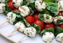 Yum : Salads & Veggies