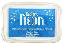 Radiant Neon Inks / Check out stunning projects made with Radiant Neon Inks.