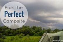 Camping / Tips and tricks for all types of camping. From no-trace to backcountry to car camping.