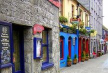 IDEAS FOR OUR TRIP TO IRELAND AND LONDON / Things we want to do / by Judy Ditchfield