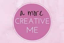Blog: A More Creative Me / http://amorecreativeme.wordpress.com