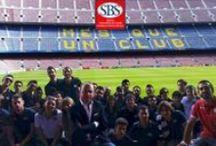 X Edizione   Viaggio Studio Barcellona   Ottobre 2014 / Gli studenti della #Xedizione a Barcellona! #masterinsport #euroleaguebasketball #dorna #fcbarcelona