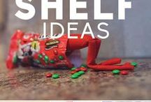 Elf on the Shelf Ideas / 'Cause each year he arrives you can NEVER have enough tricks up your sleeve!