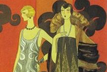 fanciful flappers and deco darlings / by nofixedstars