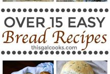 Bread.... Mmmmm / Bread recipes