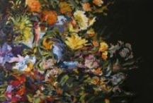 Paintings (My work) / Floral and landscape paintings by: Erin Lynn Welsh
