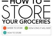 Kitchen/Food tips