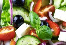 Miam-miam (Salade) / Pour préparer l'été tout en se faisant plaisir!
