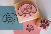 Stamps Used for Papercrafting and Cardmaking / Here are some stamps we think are super cool!