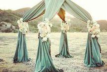 wedding decor, flowers & enhancements / #alenaswansonllc flowers, rentals. decor, wedding. favors, cute ideas, wedding boards, etc. / by Alena Swanson, Wedding Planner