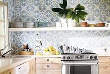 kitchen / by Cassie Bustamante (Primitive & Proper)