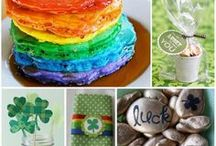 St Patrick's Day Activities / by Kathy P