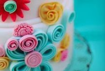 Cool Cake Ideas / by Leah Tiffany