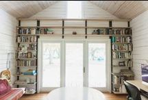Home Inspiration: Loft Studio / Ideas for the loft area above our garage / by Cassie Bustamante (Primitive & Proper)
