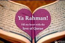 Allah Almighty / Love Allah. Love Islam.   #Islam #Quran #Motivation #Inspiration  / by QuranReading.com