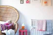 Pretty Spaces: Kid Spaces / beautiful and eclectic kid spaces from bedrooms to playrooms