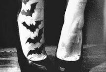 tattoos:) / by Grace Hart