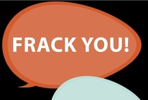 FRACK YOU! / FRACK YOU! is a highly combustible comedy that ignites a dialogue about fracking. Written by Laura Cunningham and produced by WSKG, the filmed play will premiere on September 26th on WSKG TV.