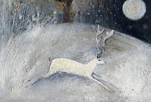 Animals in art / by Fiona Jones