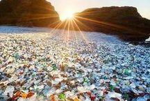 Sea Glass / by Chrissy Elaine