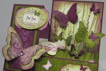 Butterfly and Bug Cards