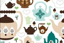 Teapots illustrations / by Sara Piersanti