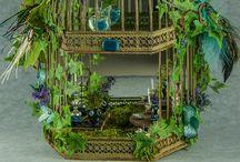 Fairy Gardens / by Linda Archer