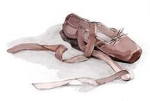 Shoes for dancing illustrations / by Sara Piersanti