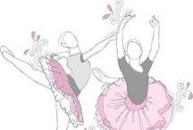 Dancing illustrations / by Sara Piersanti