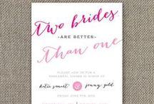 LGBTQ Wedding Ideas / LGBTQ Wedding Ideas #alenaswanson #weddingplanner #weddingindustryexpert