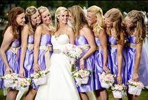 Lavendar Wedding / by Ashley Kate