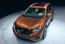 2015 Murano: Inspired by Design / Nothing short of a jaw-dropping WOW, the 2015 Nissan Murano pushes the boundaries of design with breakthrough styling, premium interior and purposeful technology. This is the future of travel.  / by Nissan