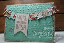 Banners/Banner Blast Stampin'Up