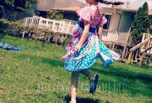 TwirlyGirl / Fun dresses that fit your child's personality #productreview