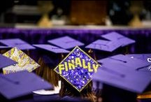 LSU Graduation / by Ashley McGill
