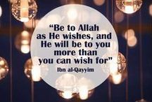 Quotes / Islamic Quotes by Sahaba and scholars.  #Motivation #Inspiration #Islam / by QuranReading.com