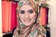 Hijab Styles / Hijab Styles for Muslim Girls and Women  / by QuranReading.com