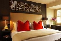 Muslim Homes / Decorate Home in Islamic styles. / by QuranReading.com