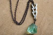 Around My Neck / Necklaces